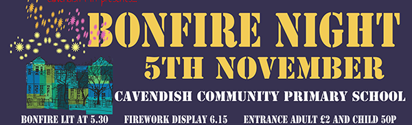 Bonfire Night 2013