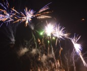 Cavendish PTA's Bonfire Night & Fireworks Display 2014