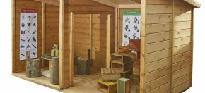 Cavendish Reading Sheds